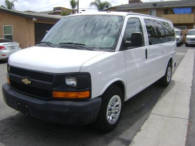 Chevrolet Express 1500 2011 for Sale in Corona, CA