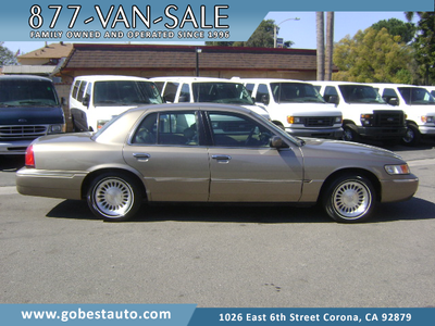 Mercury Grand Marquis 2001 for Sale in Corona, CA