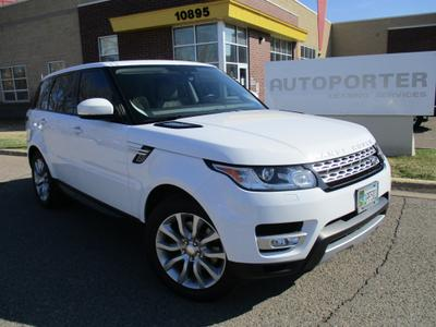 Land Rover Range Rover Sport 2015 for Sale in Hopkins, MN