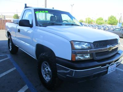 Chevrolet Silverado 1500 2004 for Sale in Sacramento, CA