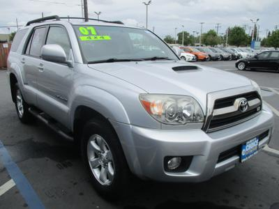 2007 Toyota 4Runner Sport V8 for sale VIN: JTEBT14R778041103