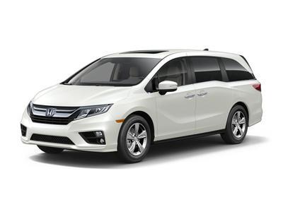 2018 Honda Odyssey  for sale VIN: 5FNRL6H75JB082541