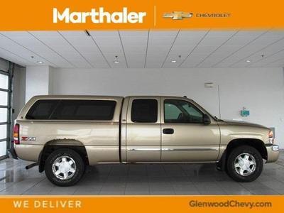 GMC Sierra 1500 2004 for Sale in Glenwood, MN