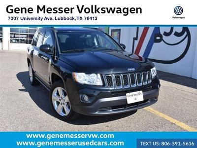 2011 Jeep Compass Limited for sale VIN: 1J4NT5FB4BD157264