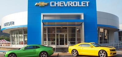 Reeder Chevrolet Image 1