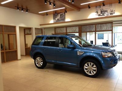 Jaguar Solon / Land Rover Solon Image 8