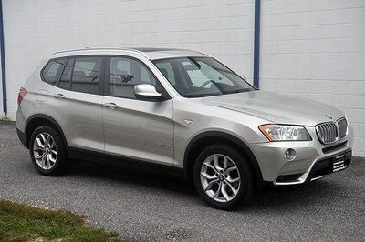 BMW X3 2013 a la venta en Virginia Beach, VA