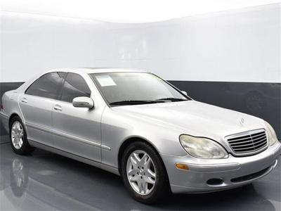 Mercedes-Benz S-Class 2000 for Sale in Lakewood, WA