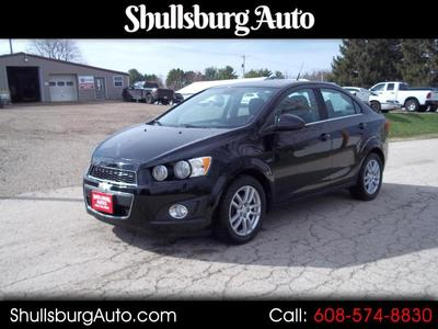 Chevrolet Sonic 2012 for Sale in Shullsburg, WI