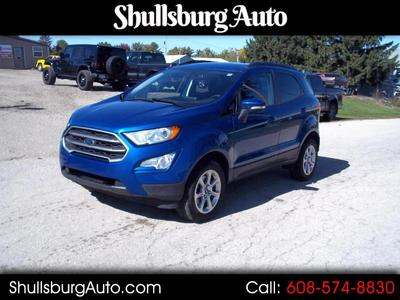 Ford EcoSport 2018 for Sale in Shullsburg, WI