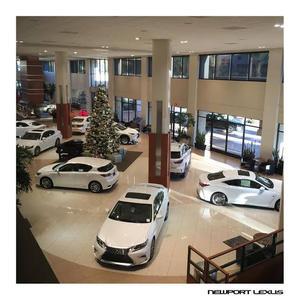 Newport Lexus Image 8