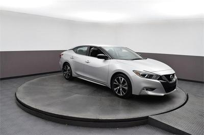 2018 Nissan Maxima 3.5 S for sale VIN: 1N4AA6AP1JC390905