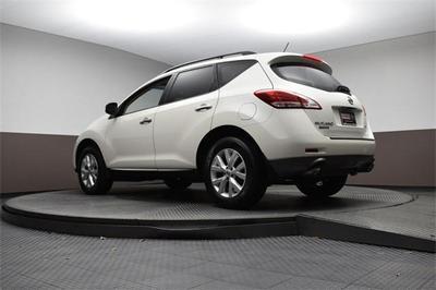 2014 Nissan Murano SL for sale VIN: JN8AZ1MW3EW508034