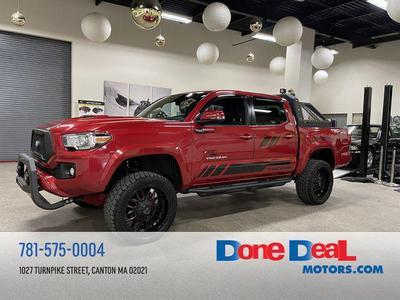 Toyota Tacoma 2018 a la venta en Canton, MA