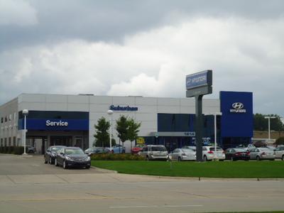 Suburban Hyundai of Troy Image 2