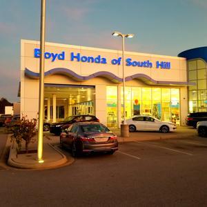Boyd Honda of South Hill Image 1