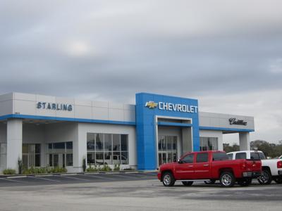Starling Chevrolet Cadillac DeLand Image 1