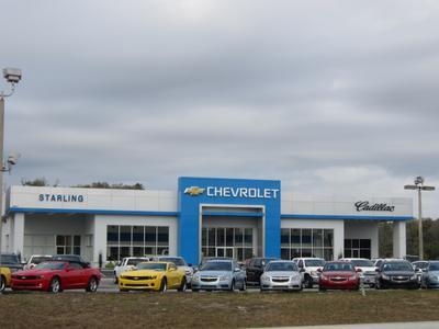 Starling Chevrolet Cadillac DeLand Image 2