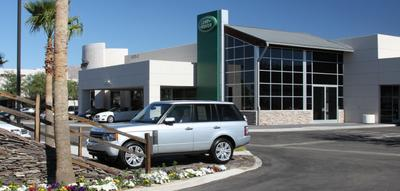 Royal Jaguar-Land Rover Tucson Image 1