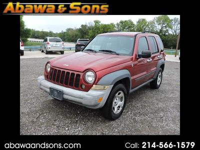 2007 Jeep Liberty Sport image