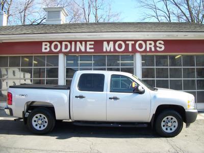 2013 Chevrolet Silverado 1500 Work Truck for sale VIN: 3GCPKPE70DG183053