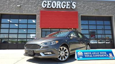 Ford Fusion 2017 for Sale in Flat Rock, MI