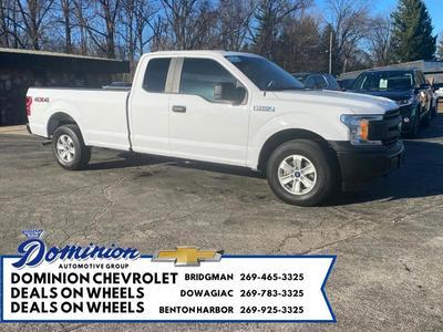 Ford F-150 2018 for Sale in Benton Harbor, MI