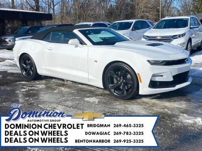 Chevrolet Camaro 2020 for Sale in Benton Harbor, MI