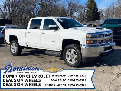 Chevrolet Silverado 2500 2019 for Sale in Benton Harbor, MI