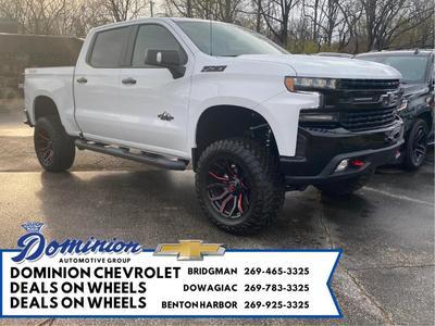Chevrolet Silverado 1500 2021 for Sale in Benton Harbor, MI