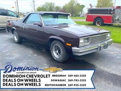 Chevrolet El Camino 1986 for Sale in Benton Harbor, MI