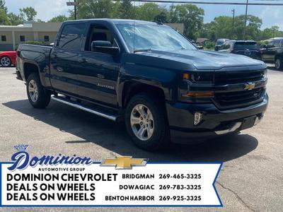 Chevrolet Silverado 1500 2018 for Sale in Benton Harbor, MI