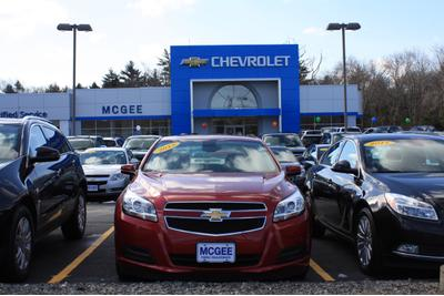 McGee Chevrolet Image 5