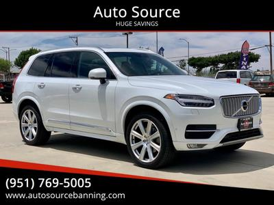 Volvo XC90 2017 for Sale in Banning, CA
