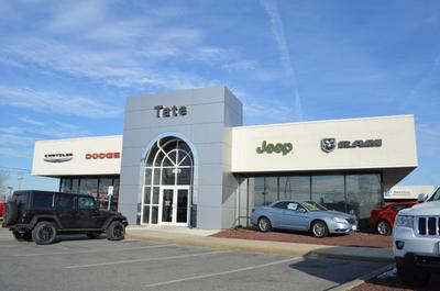 Tate Chrysler Jeep Dodge Frederick Image 2