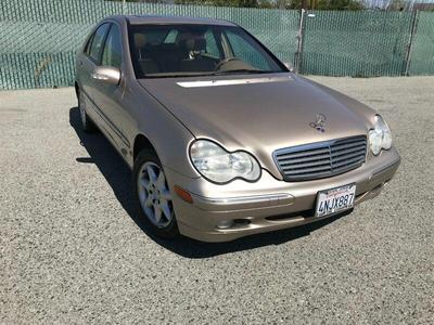 Mercedes-Benz C-Class 2001 for Sale in San Carlos, CA