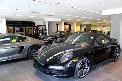 Herb Chambers Porsche of Boston Image 2