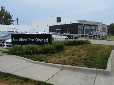 Mercedes-Benz of St. Clair Shores Image 7