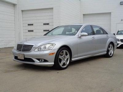 2008 Mercedes-Benz S-Class S 550 4MATIC for sale VIN: WDDNG86X28A168643