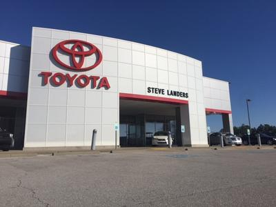 Toyota Dealers In Arkansas >> Steve Landers Toyota of Northwest Arkansas in Rogers ...
