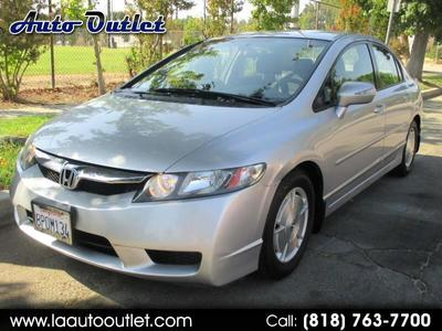 Honda Civic Hybrid 2009 for Sale in North Hollywood, CA