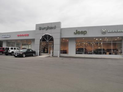 Berglund Chrysler Dodge Jeep Ram Image 1