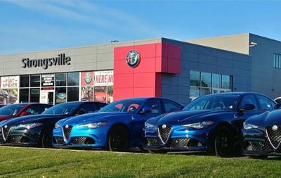 Alfa Romeo of Strongsville Image 6
