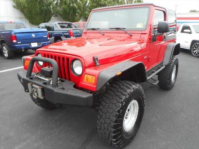 2004 Jeep Wrangler X for sale VIN: 1J4FA39S34P706903