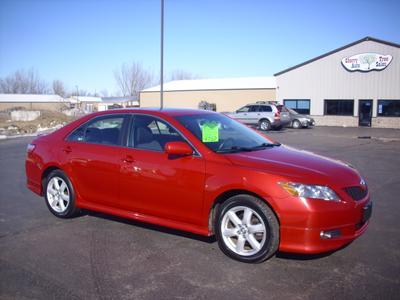2009 Toyota Camry LE for sale VIN: 4T1BK46K19U089260