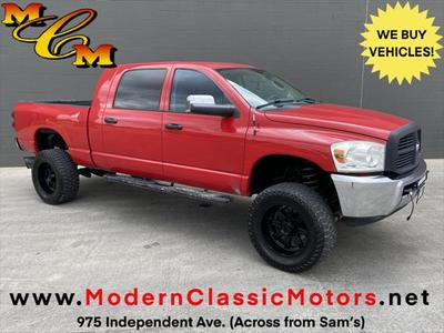 Dodge Ram 2500 2007 for Sale in Grand Junction, CO