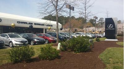 Charles Barker Lexus Newport News Image 4