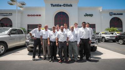 Tuttle Click Tustin Chrysler Jeep Dodge RAM Image 4
