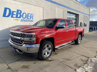 Chevrolet Silverado 1500 2016 for Sale in Edgerton, MN