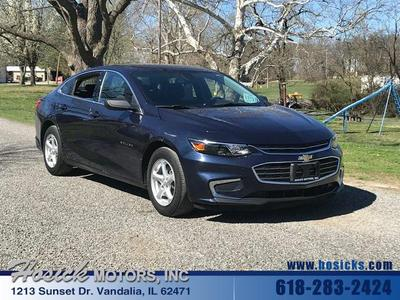 2016 Chevrolet Malibu LS for sale VIN: 1G1ZB5ST6GF263325
